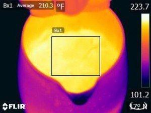 Boiling Teapot calibration Method